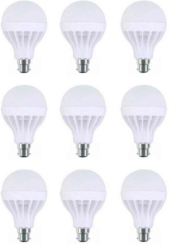 Digital Ujala 9 W Standard B22 LED Bulb Price in India - Buy Digital