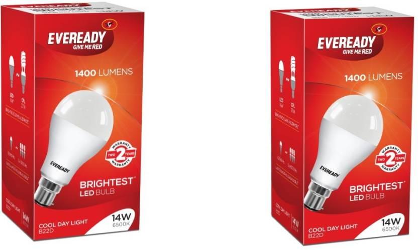 Eveready 14 W B22 LED Bulb