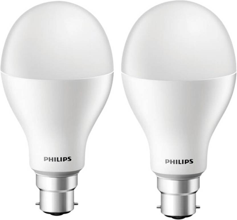 Philips 20 W Standard B22 LED Bulb Price in India - Buy Philips 20 W ...