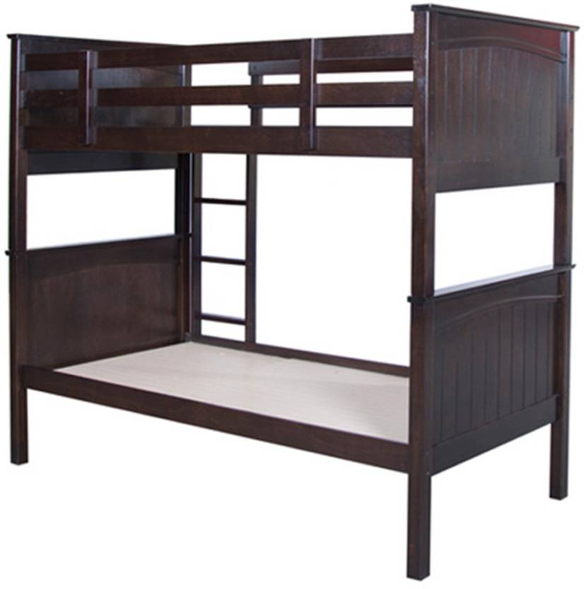 Hometown Solid Wood Bunk Bed Price In India Buy Hometown Solid