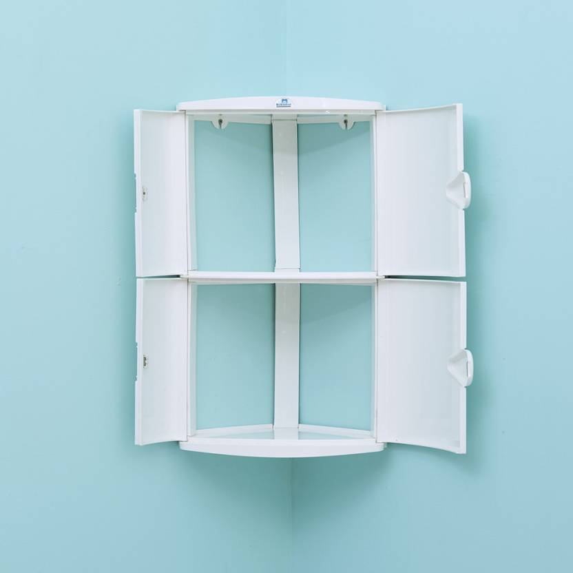 Nill Blooms Plastic Wall Mount Cabinet