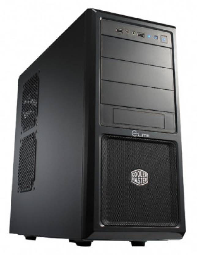Cooler Master Elite 370 Mid Tower Cabinet