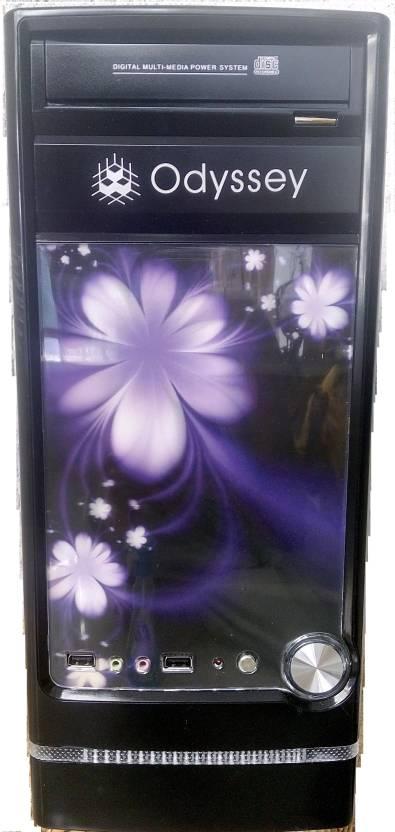 Odyssey 3D UL 1020 Full Tower Cabinet - Odyssey : Flipkart.com