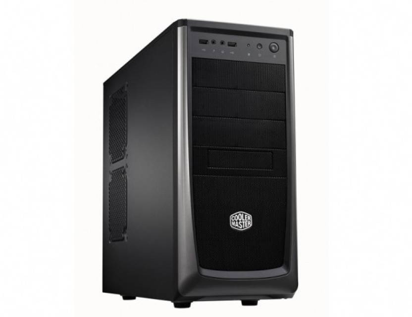 Cooler Master Elite 372 USB 3.0 Version with 400W PSU RC-372-KKR400-U3 Cabinet