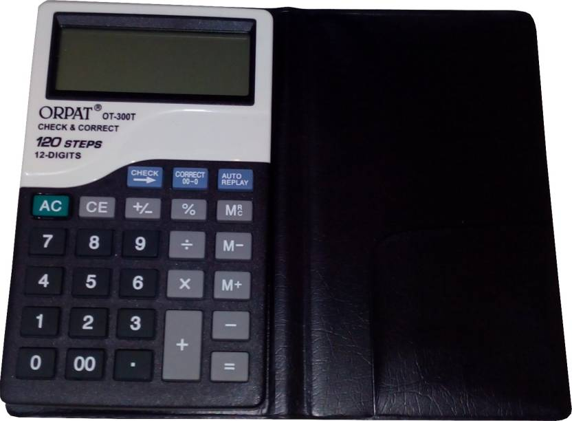 Orpat OT 300T Basic  Calculator