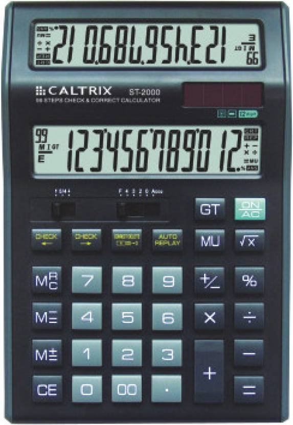 Caltrix ST-2000 Basic  Calculator