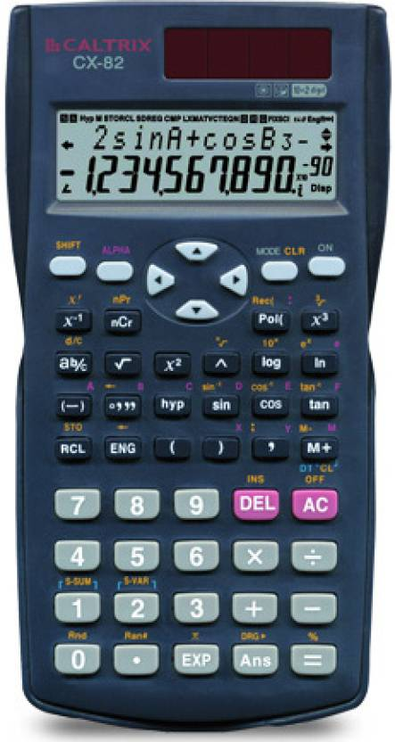 Caltrix CX-82 Scientific  Calculator