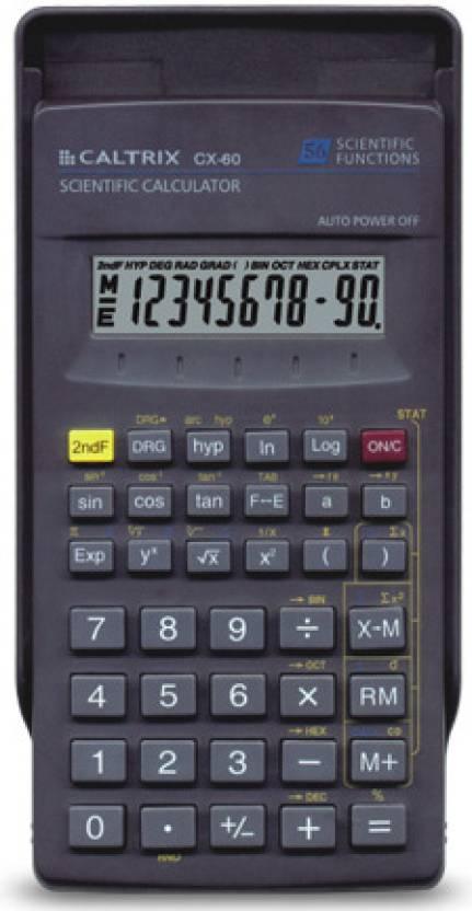 Caltrix CX-60 Scientific  Calculator