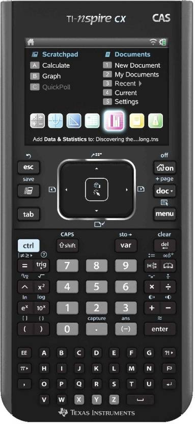 Texas Instruments TI-Nspire-CX CAS