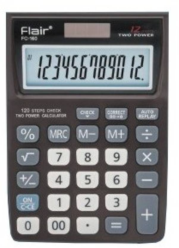 Flair FC - 160 Basic  Calculator