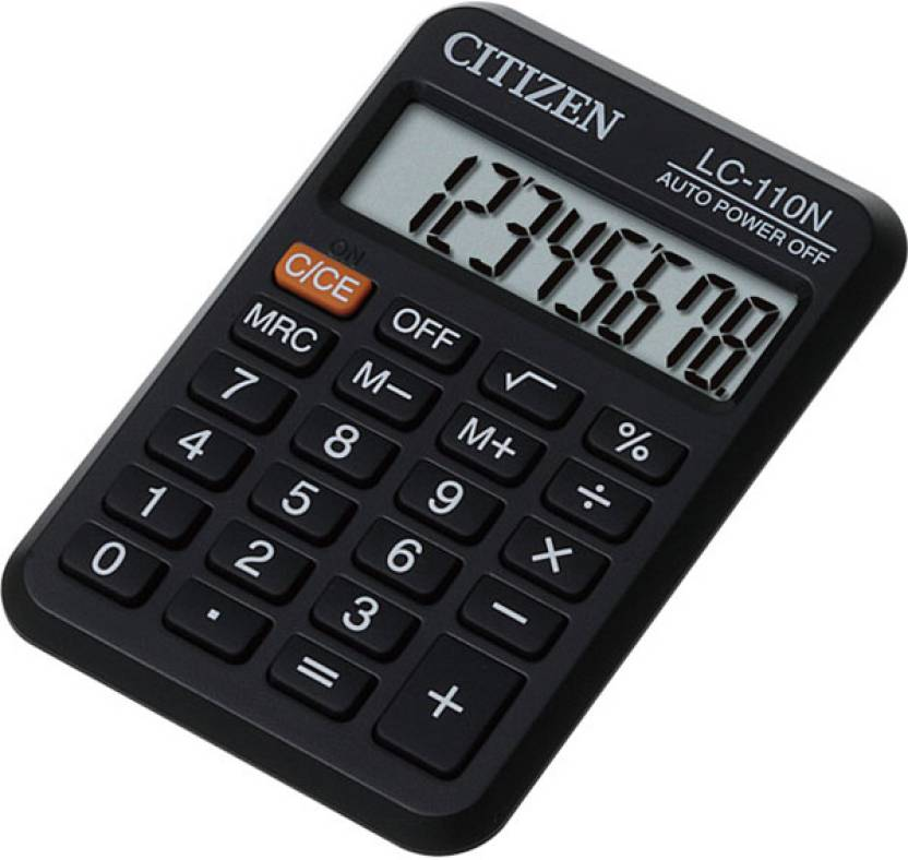 Citizen LC-110 N Basic  Calculator