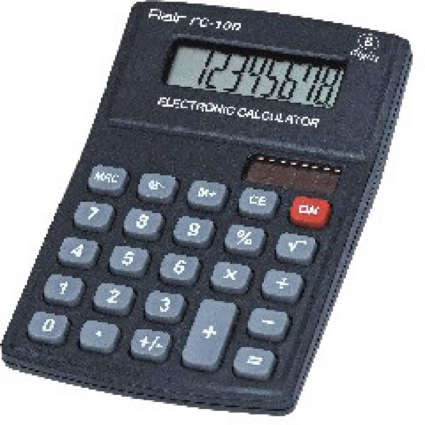 Flair FC - 100 Basic  Calculator