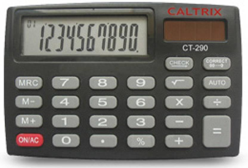 Caltrix CT-290 Basic  Calculator