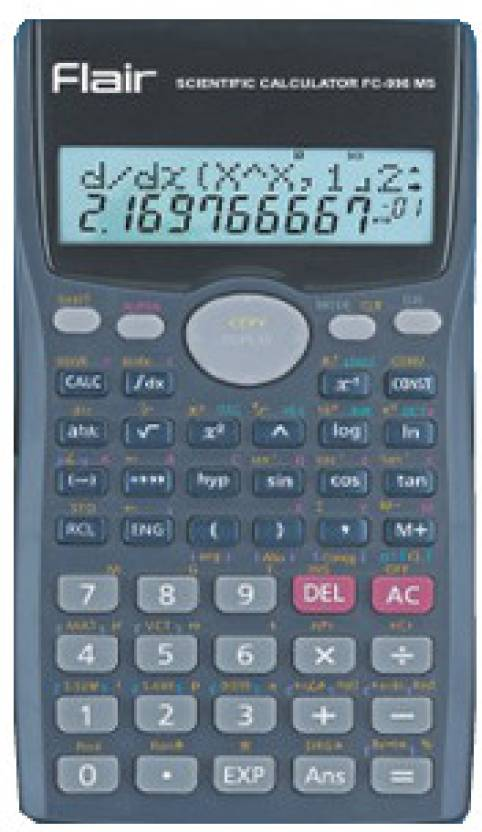 Flair FC- 996MS Scientific  Calculator