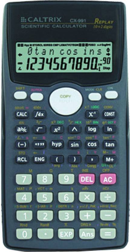 Caltrix CX-991 Scientific  Calculator