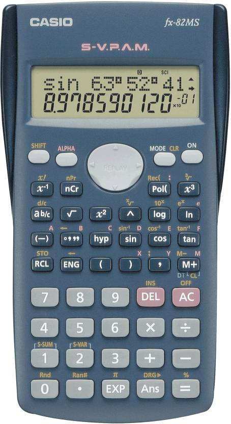 Casio FX 82MS Scientific  Calculator