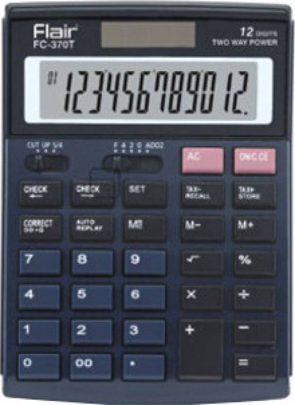 Flair FC - 370T Basic  Calculator