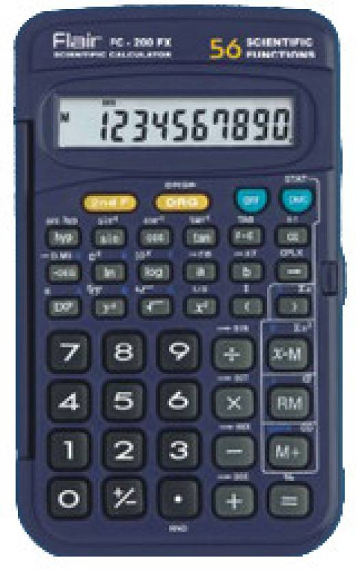 Flair FC - 200 FX Scientific  Calculator