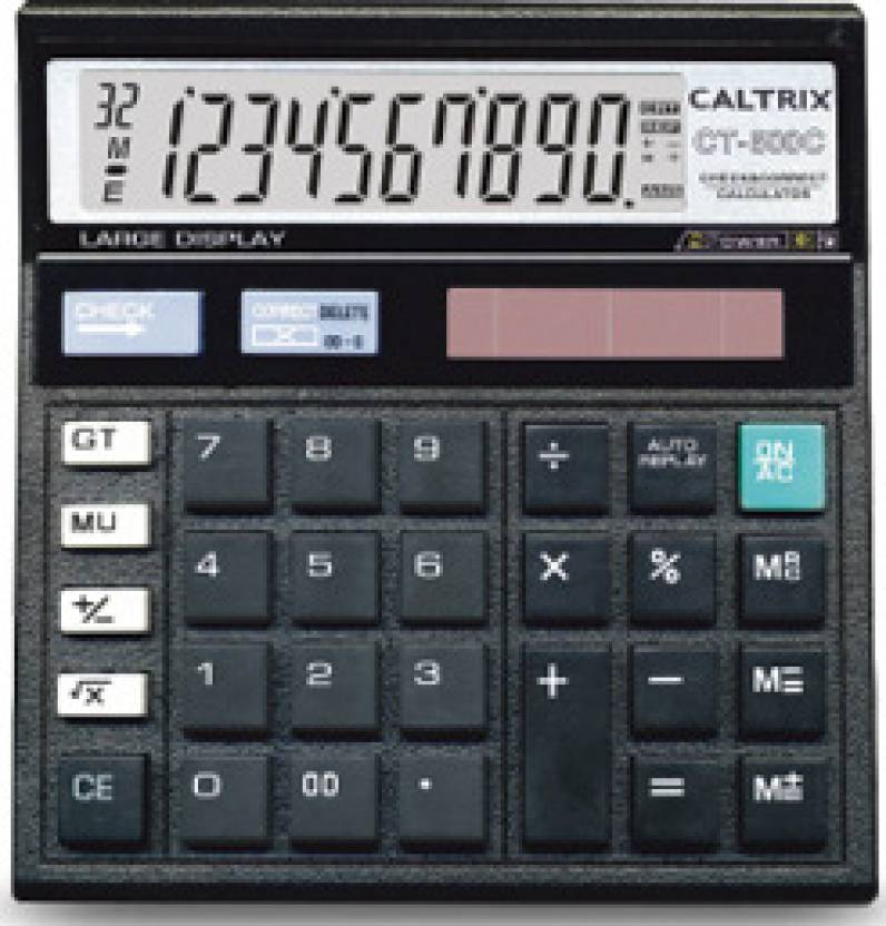 Caltrix CT-500C Basic  Calculator