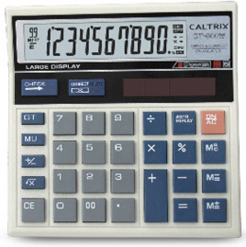 Caltrix CT-500W Basic  Calculator