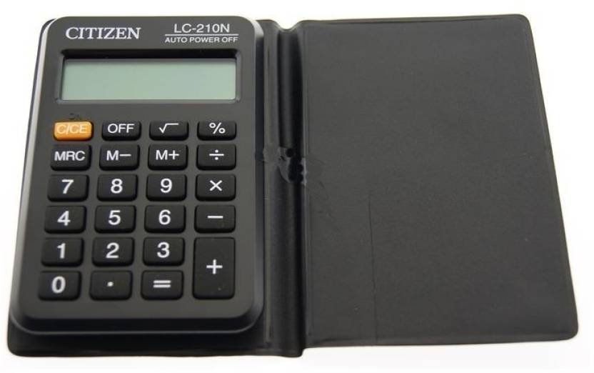 Citizen LC-210 N Basic  Calculator