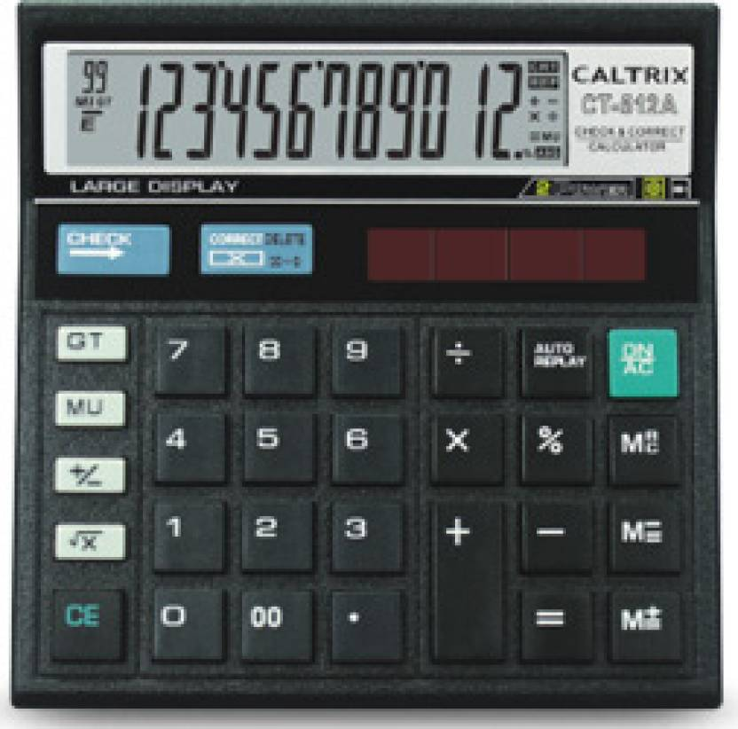 Caltrix CT-512A Basic  Calculator