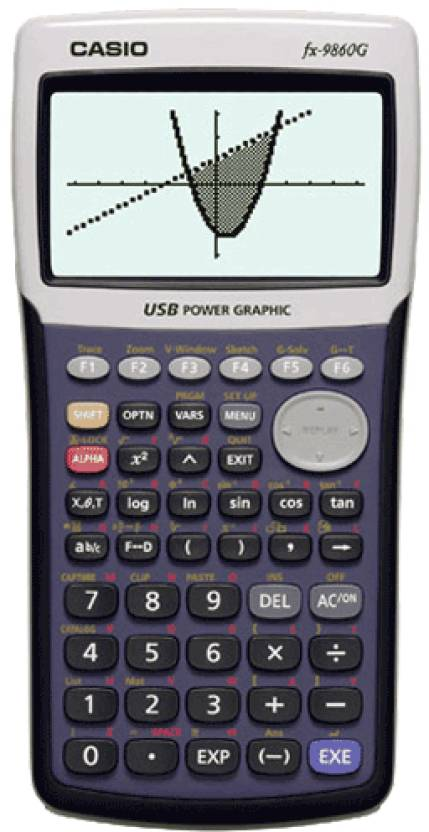 Casio fx-9860G Scientific  Calculator