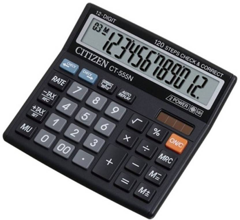 Citizen CT-555 N Basic  Calculator