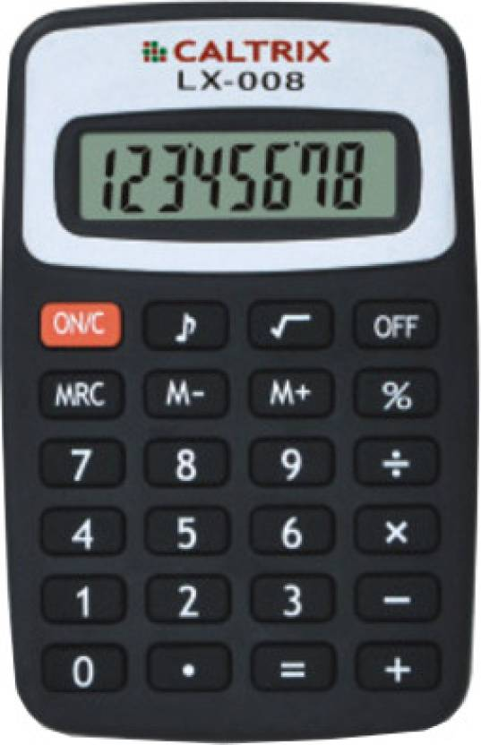 Caltrix LX-008 Basic  Calculator