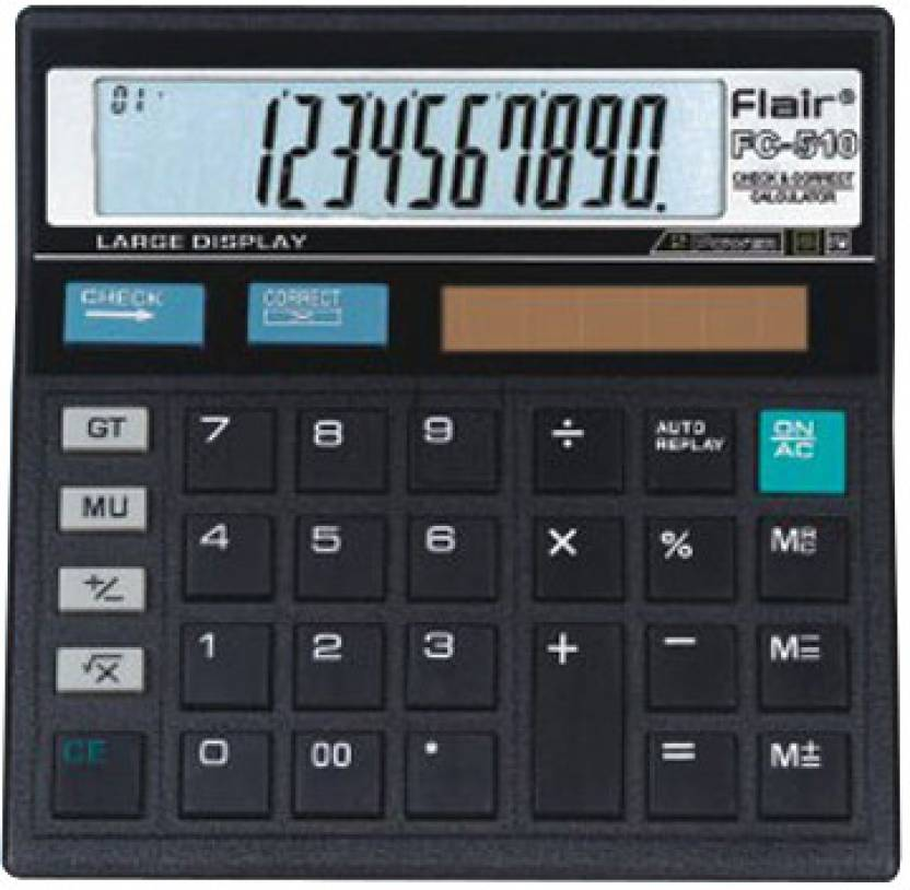 Flair FC - 510 Basic  Calculator