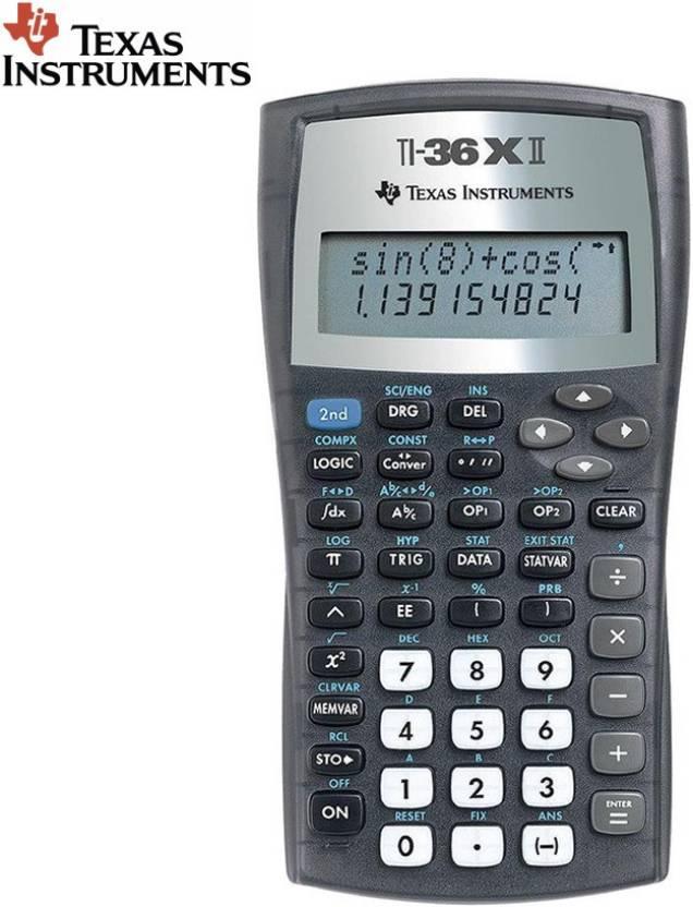 Flipkart com | Texas Instruments TI - 36X II Stealodeal TI