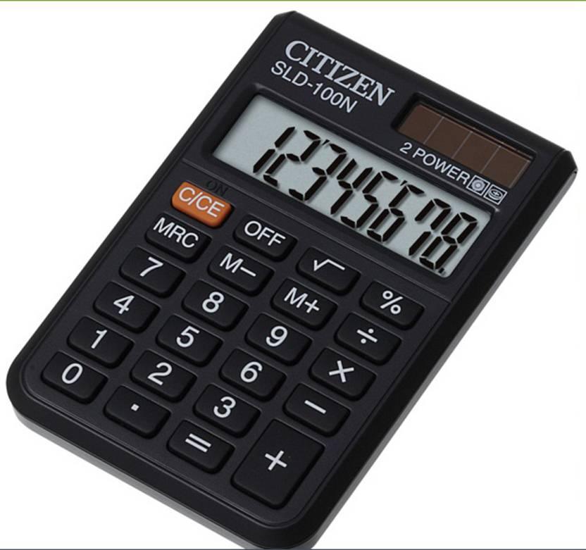 Citizen SLD-100 N Basic  Calculator