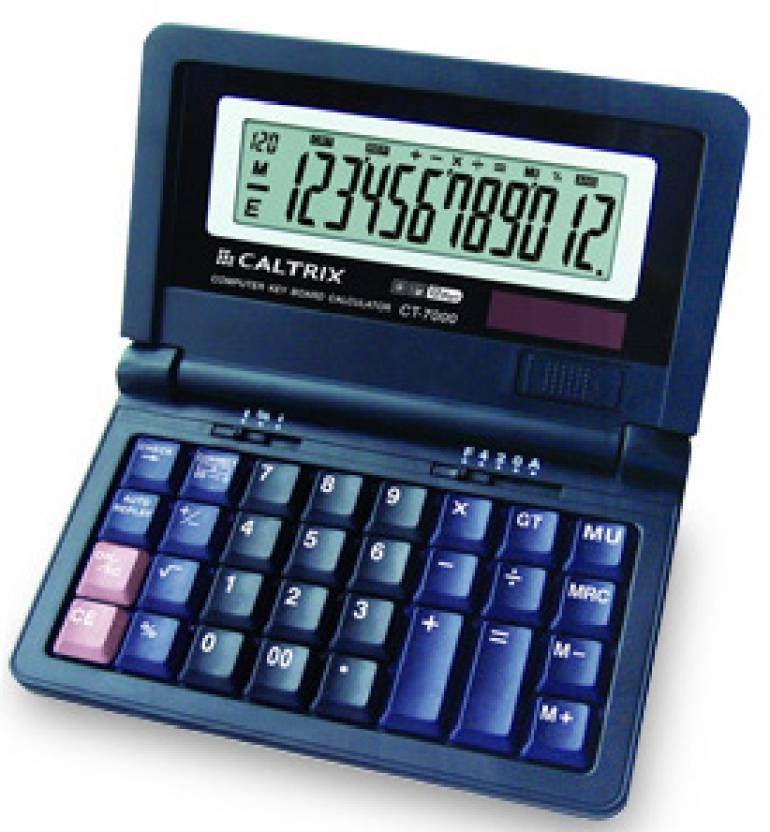 Caltrix CT-7000 Basic  Calculator