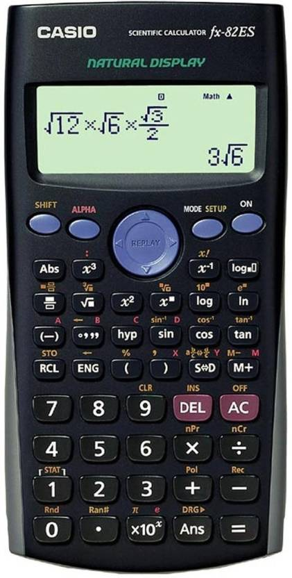 Casio FX 82ES Scientific  Calculator