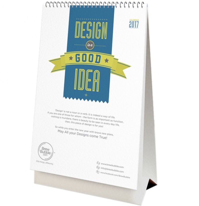 brewbubble design quotes table calendar price in buy