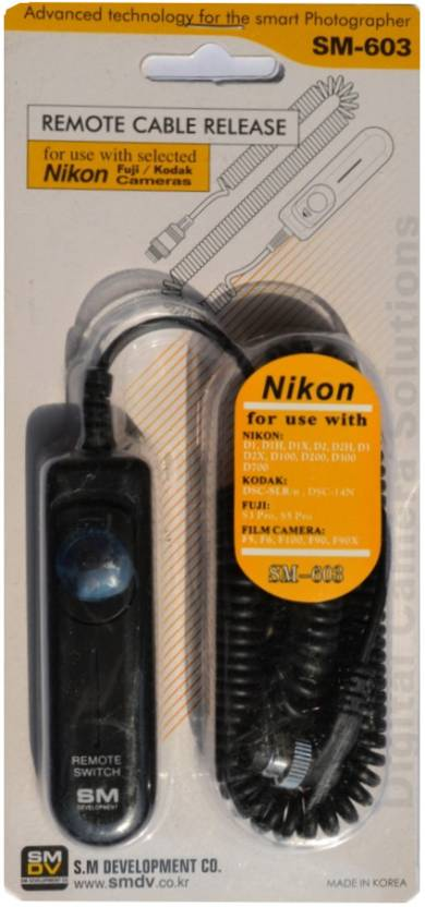 SMDV SM-603 for Nikon Digital SLR  Camera Remote Control