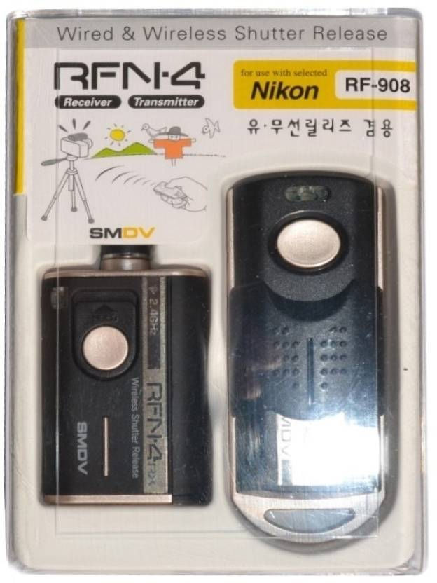 SMDV RF-908 for Nikon Digital SLR  Camera Remote Control