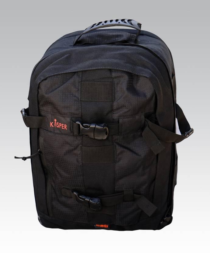 KASPER AW350 Camera Bag Black, Brown