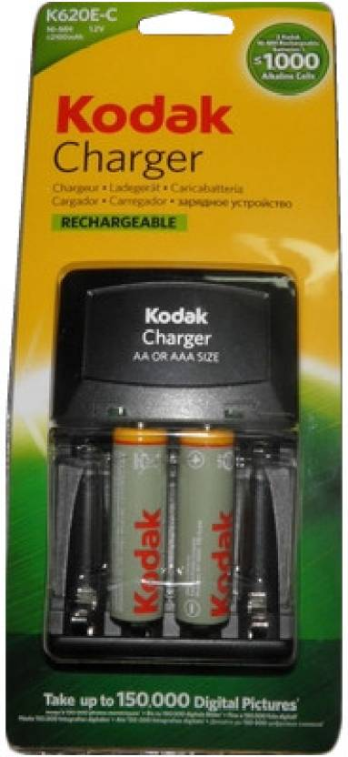 Kodak K620E-EC+2 (4943494)  Camera Battery Charger
