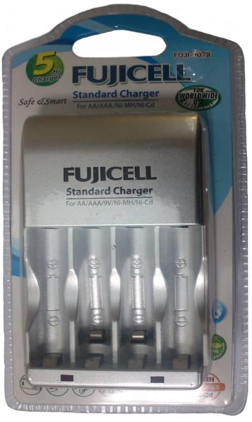 Fujicell FUJI-907B  Camera Battery Charger