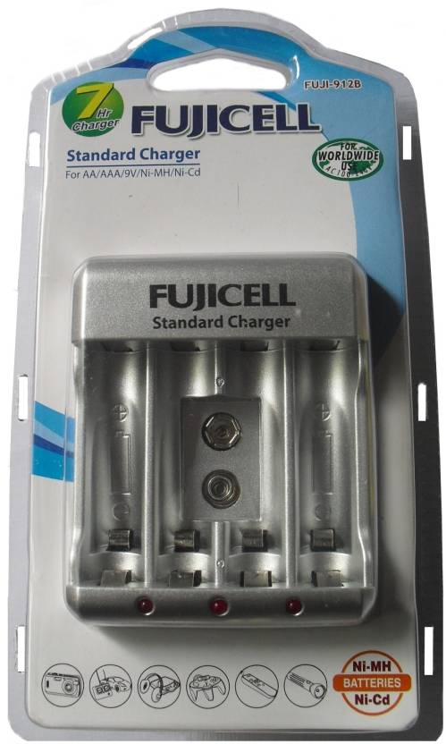 Fujicell BST Fuji-912B  Camera Battery Charger