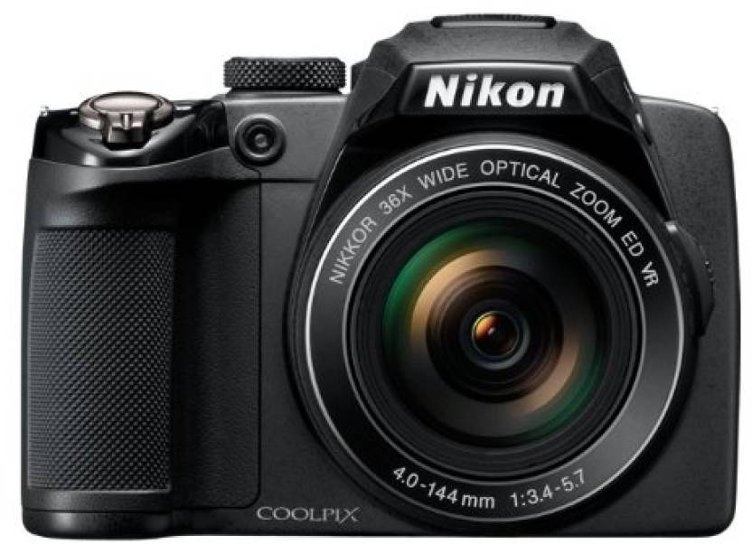 Nikon Coolpix P500 Point & Shoot Camera