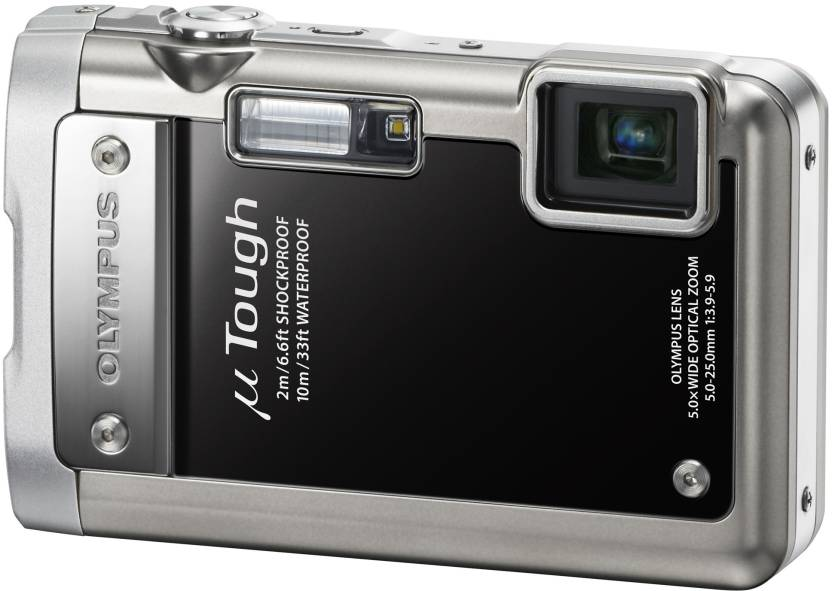 Olympus Tough-8010 Point & Shoot Camera