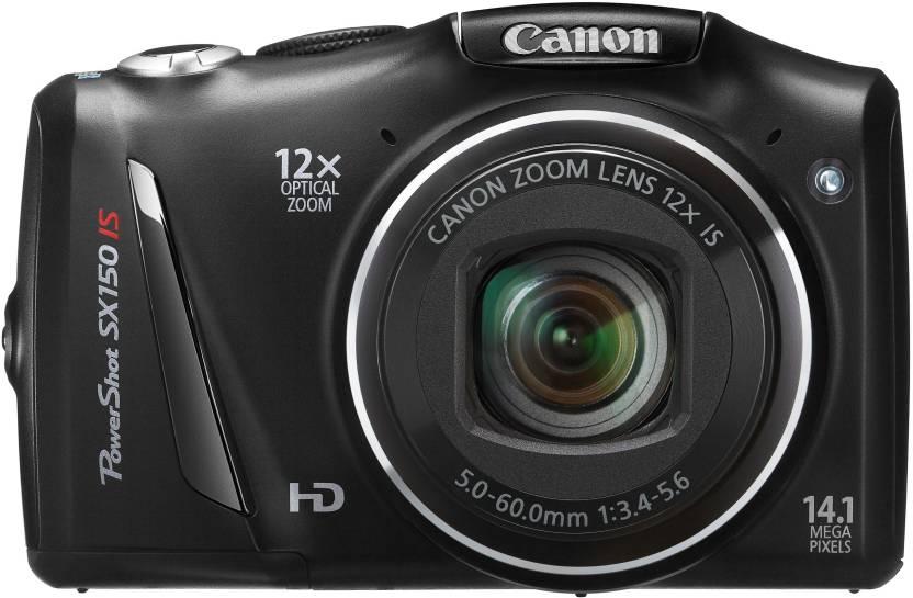 Canon PowerShot SX150 IS Mirrorless Camera