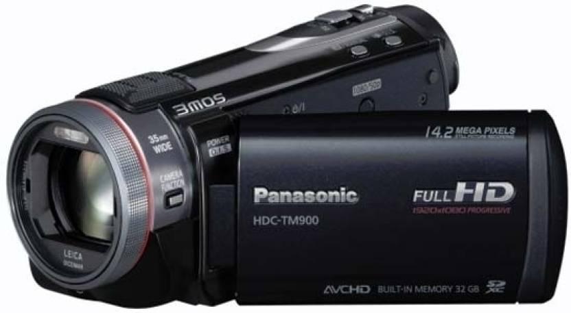 Panasonic HDC-TM900 Camcorder Camera