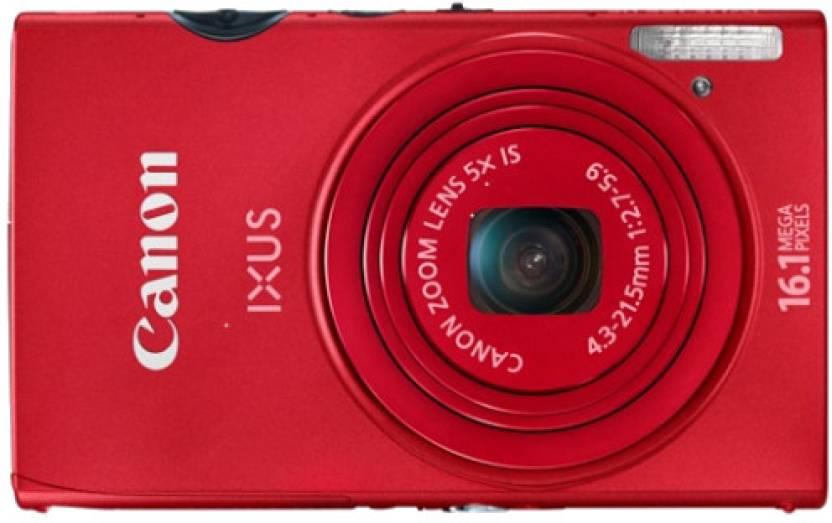 canon ixus 120 is manual