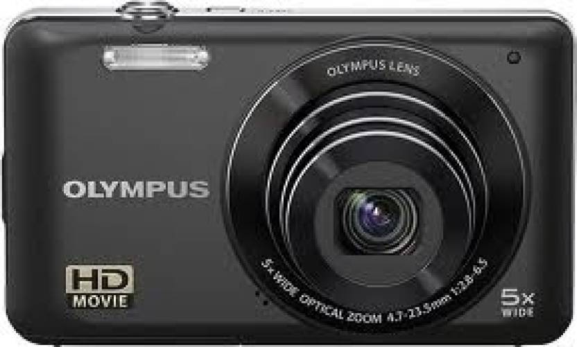 Olympus VG-140 Point & Shoot Camera