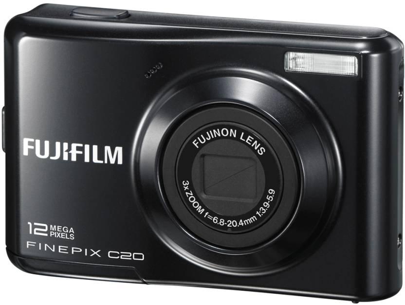Fujifilm FinePix C20 Point & Shoot Camera