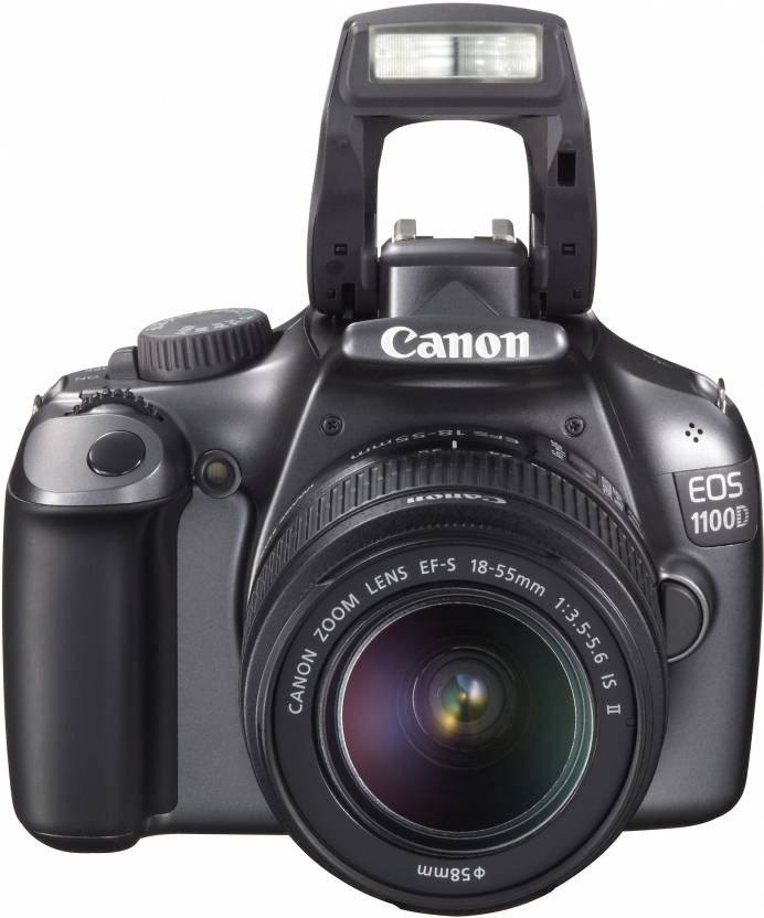 Canon EOS 1100D DSLR Camera (Body only)