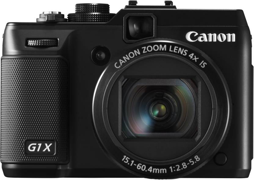 Canon G1 X Point & Shoot Camera